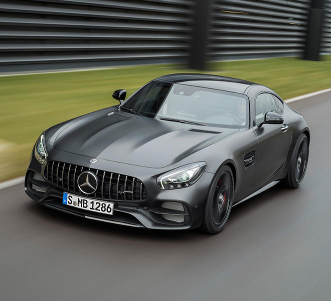 2017 Mercedes Benz Mercedes Amg Slc Suspension: Mercedes-AMG Has Upgraded The AMG GT Family To Celebrate