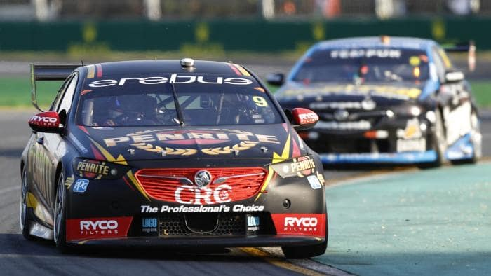 Supercars Round 6 David Reynolds Wins Full Standings